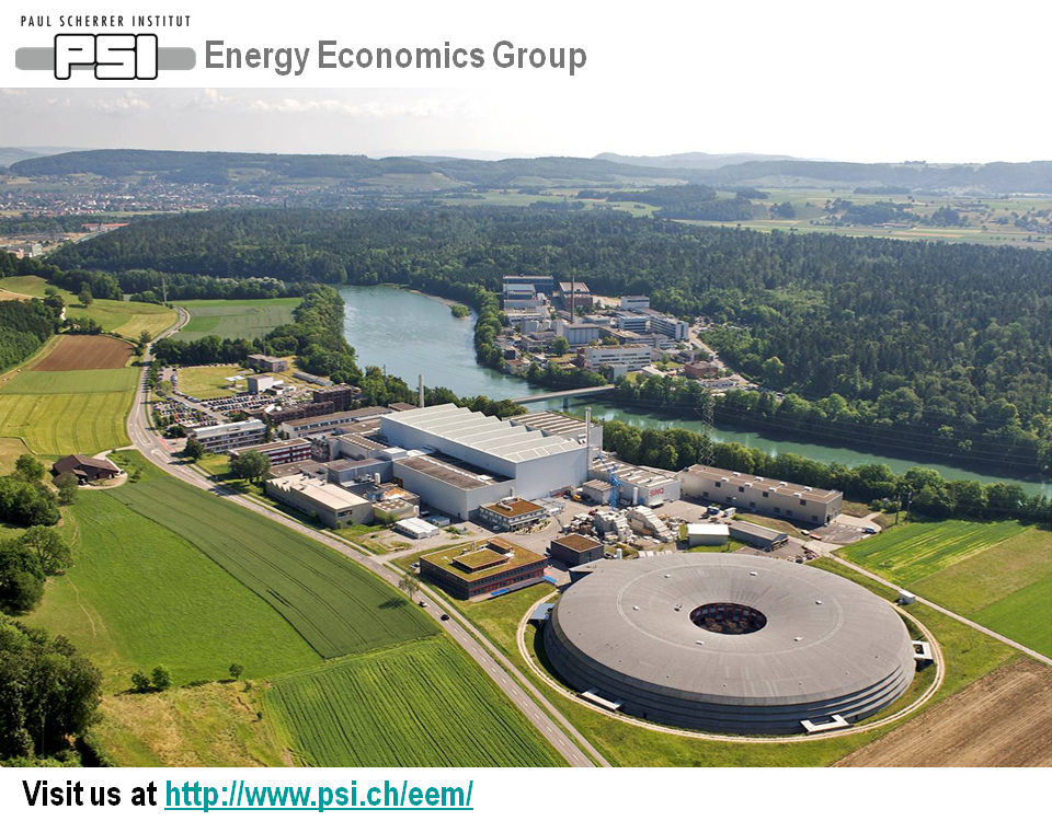 Energy Economics Group