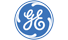 Logo of GE